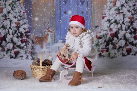 La tercera Navidad de Carlota